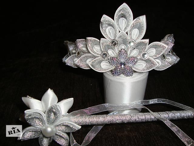 продам Новогодняя корона и волшебная палочка бу в Львове