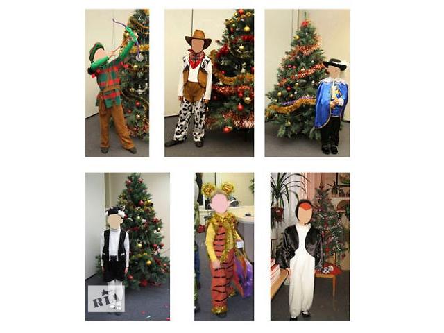 купить бу Новогодние детские костюмы напрокат в Черкассах