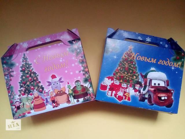 продам Новогодние коробки бу в Луганске