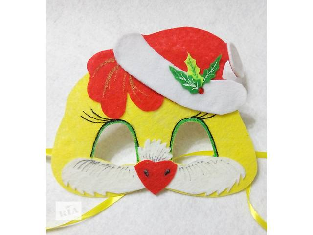 продам Новогодние маски ручной работы бу в Киеве