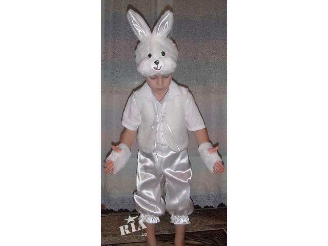 Новогодние карнавальные костюмы для детей: зайчик, волк ... - photo#37