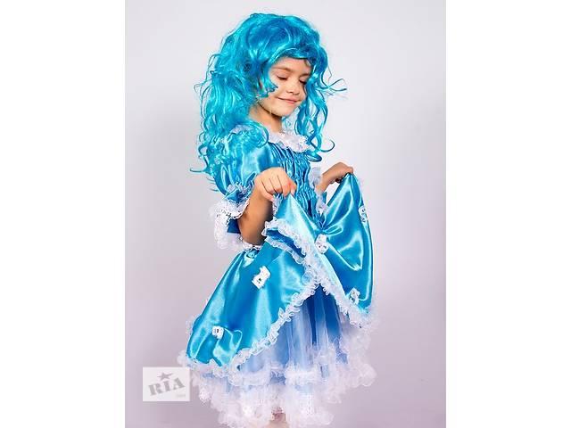 продам Новогодний карнавальный костюм Мальвина бу в Черкассах