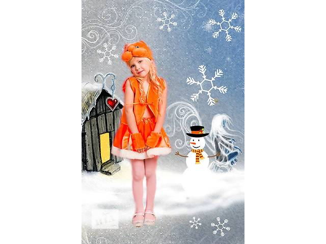 продам новогодний костюм белочка бу в Хмельницком