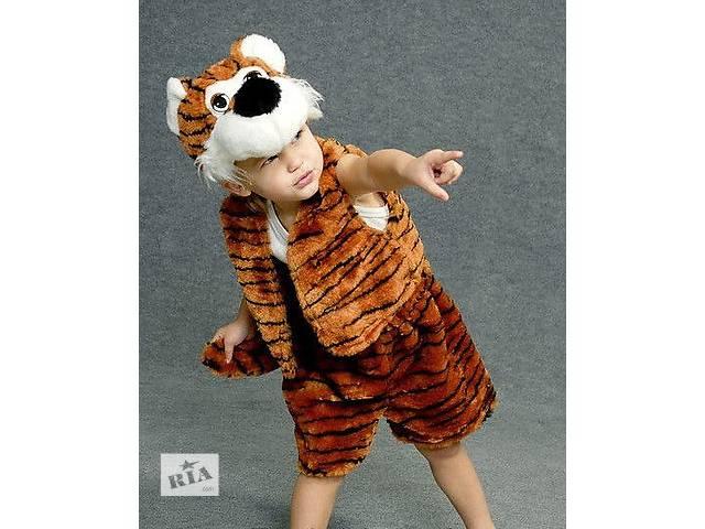 новогодний костюм тигр- объявление о продаже  в Харькове