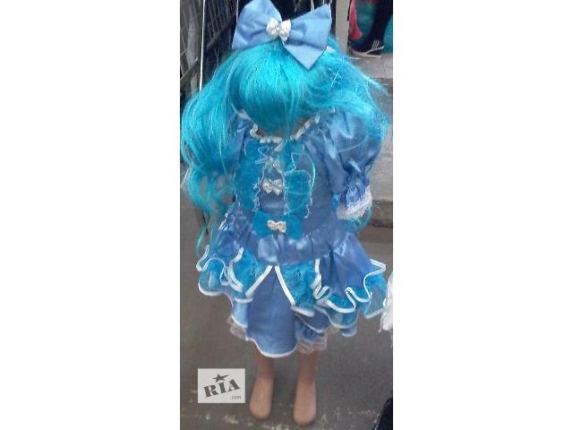 Новогодний костюм Мальвина на возраст от 3 лет до 13 лет- объявление о продаже  в Киеве