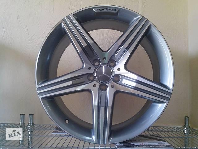 купить бу Новые 20'' 5Х112 Оригинальные литые диски на Mercedes GL-Klasse в Харькове