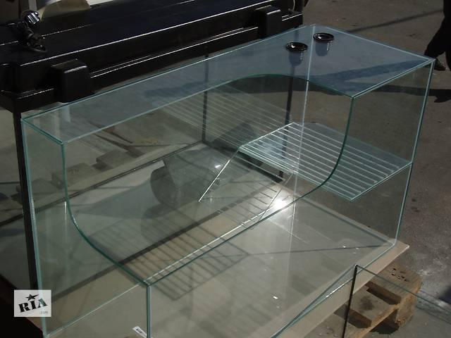 Новые. акватеррариумы для черепах 80см-40-55(высота) с патронами для ламп- объявление о продаже  в Днепре (Днепропетровске)