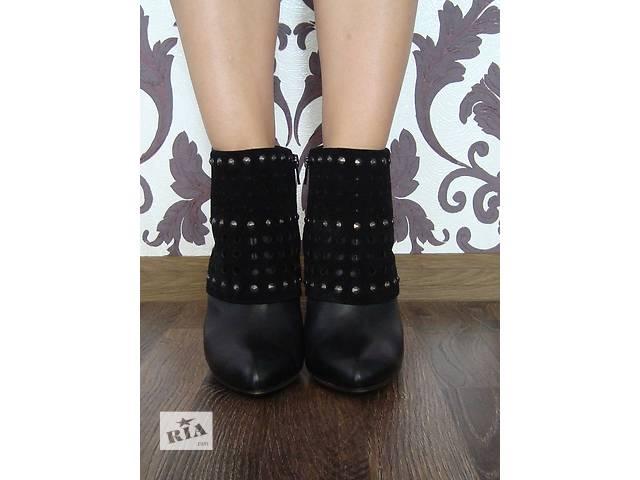 продам Новые ботинки кожа 37 р бу в Сумах