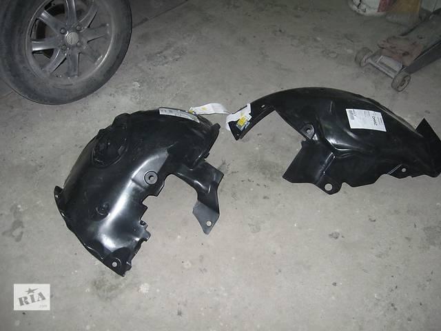 продам Новые брызговики и подкрылки для легкового авто Renault Megane II бу в Запорожье