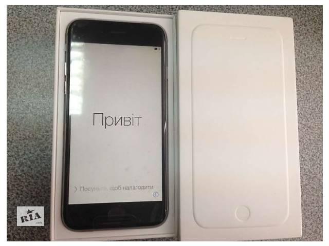 купить бу Новые для обмена Apple iPhone 7 SE 6 6plus 6s 6splus 16-256G Neverlock в Киеве