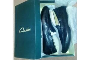 Новые Мужские мокасины Clarks