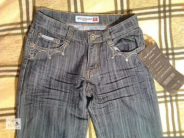 бу новые джинсы на девочку, 26 размер в Мелитополе