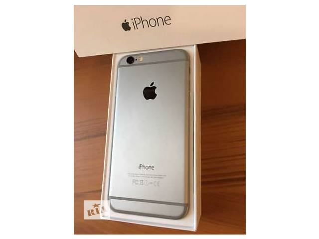 продам Новые iPhone 6 16Gb Neverlock Space Gray бу в Луганске