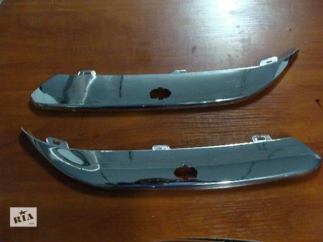 бу Новые хромированные накладки бампера для легкового авто Chrysler 300 С 2005-2010 в Киеве