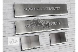 Новые Хромированные накладки Jeep Grand Cherokee