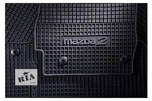 Новые Ковры салона Mazda 2