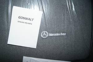 Новые Ковры салона Mercedes S-Class
