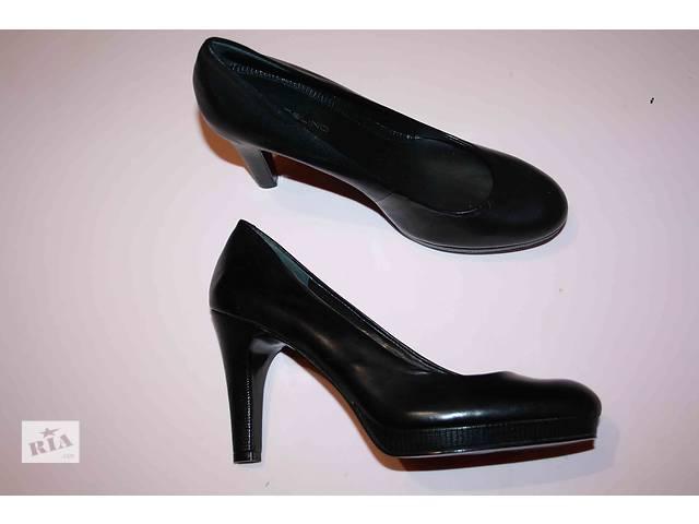 продам Новые кожаные туфли бу в Киеве