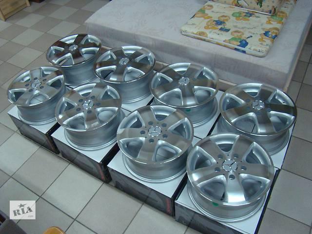 продам Новые литые диски Mercedes Sprinter Crafter w903 w906 R15 R16 Germany/// бу в Ровно