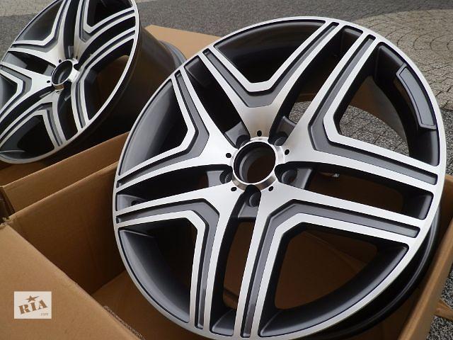 Диски литые оригинальные r19 передние 8х19 ет60, задние 9,5х19 ет56