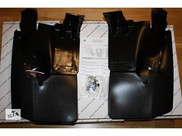 продам Новые оригинальные брызговики 2E0075111+2E0075101 Mercedes Sprinter W906 2006 - Цена за 4шт бу в Львове
