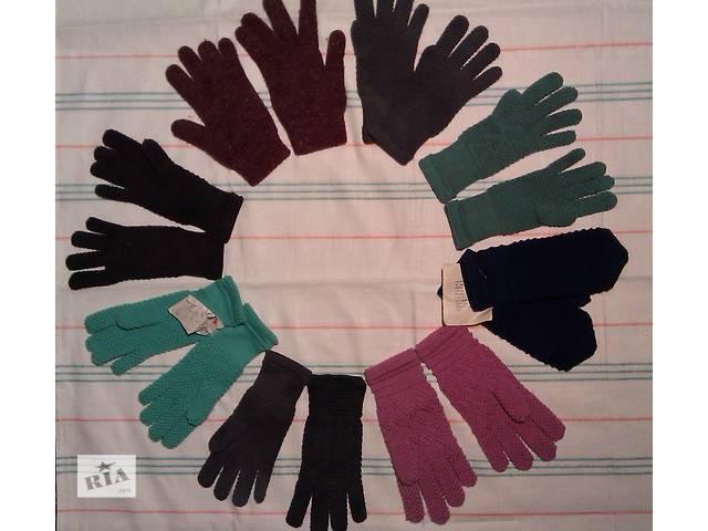 новые перчатки из 100% мягкой шерсти разных цветов и размеров (S,M,L- объявление о продаже  в Харькове