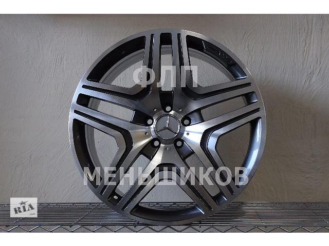 купить бу Новые R21 5x112 оригинальные AMG диски на Mercedes GL-Klasse. Производство Германия в Харькове