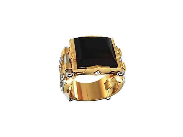 Новые серебряные мужские кольца и печатки- объявление о продаже  в Киеве