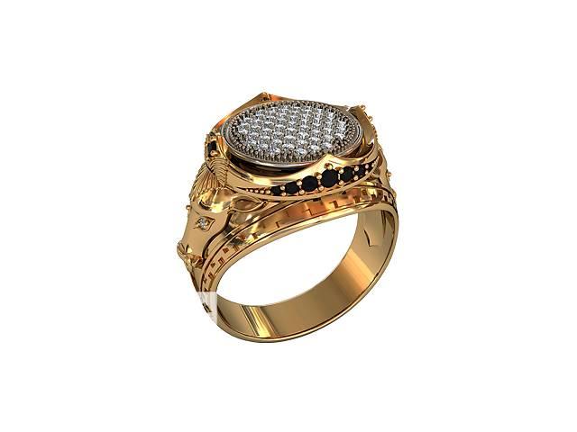 купить бу Новые серебряные перстни с камнями 925проба в Киеве