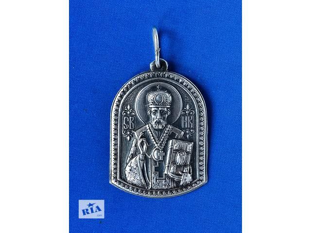 продам Новые серебряные иконки-ладанки 925проба  бу в Киеве