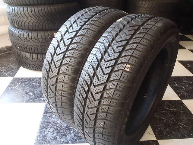 купить бу Новые шины 195/55/R16 Pirelli Snow Control Serie 3 Ran on Flat  195/55/16 в Кременчуге