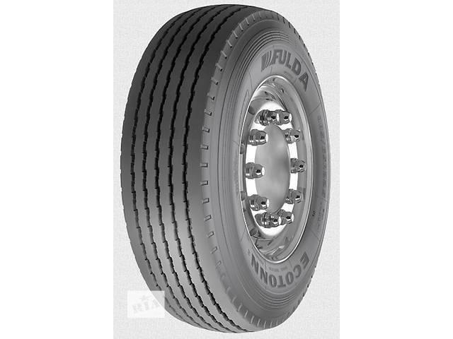купить бу Шины грузовые Fulda ECOTONN 2 385/65 R22,5 прицепная в Запорожье