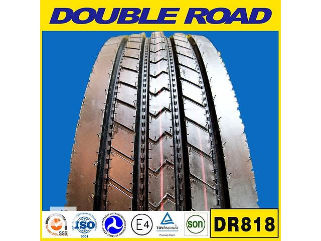 продам Double Road DR818; 275/70 R22.5 бу в Полтаве