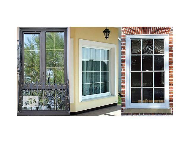 купить бу Новые теплые окна. Металлопластиковые окна, двери, балконы, входные группы. в Буче