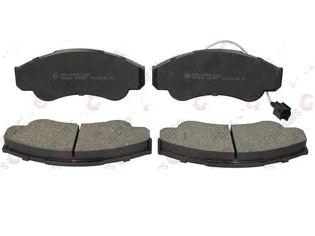 Новые тормозные колодки комплект CITROEN JUMPER; FIAT DUCATO; PEUGEOT BOXER 2.0-2.8D 02.94-      - объявление о продаже  в Нововолынске
