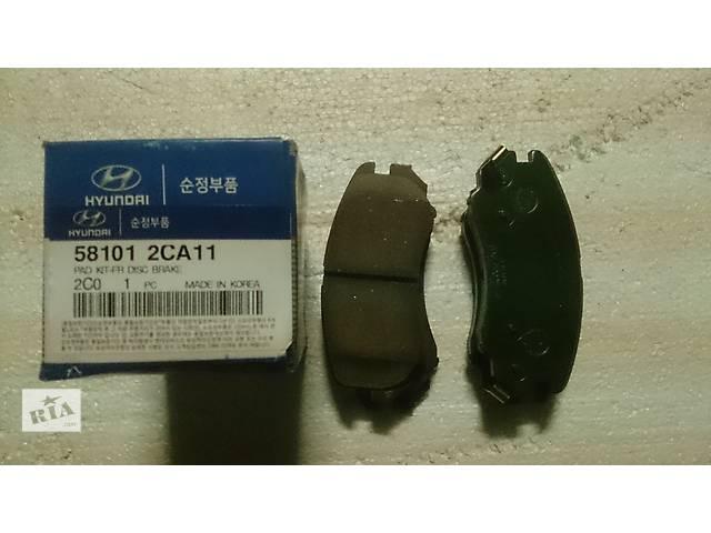 бу Новые тормозные колодки комплект для легкового авто Hyundai Sonata в Киеве
