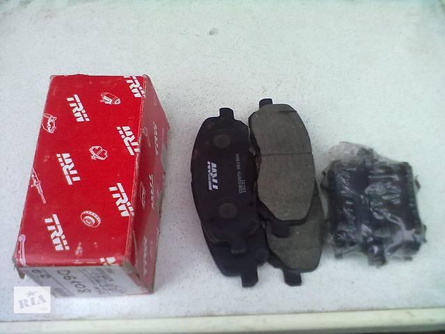 купить бу Новые тормозные колодки комплект для легкового авто Mitsubishi Lancer в Хмельницком
