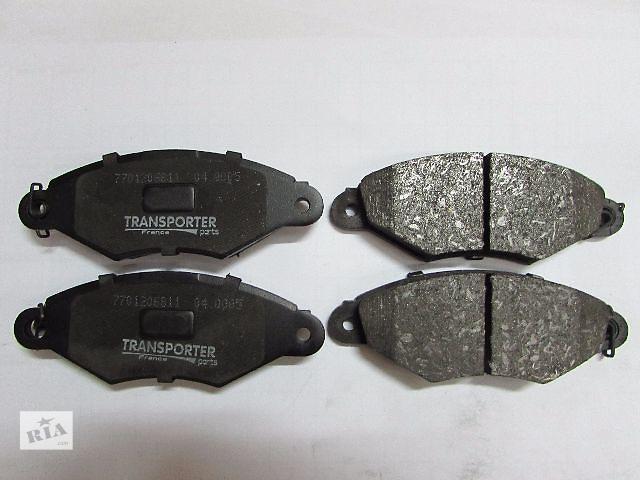 Новые тормозные колодки комплект для легкового авто Renault Kangoo- объявление о продаже  в Ковеле