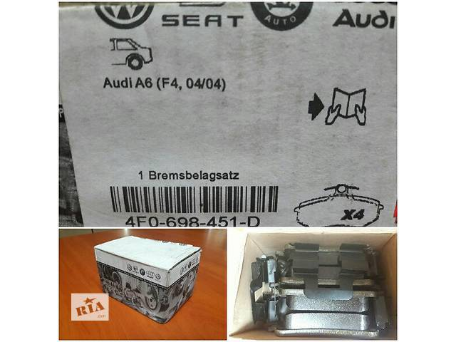 продам Новые тормозные колодки комплект для легкового авто бу в Ирпене