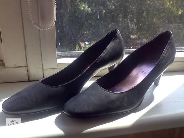 Новые туфли женские Hoegl (Австрия), размер 6,5 (40)- объявление о продаже  в Киеве