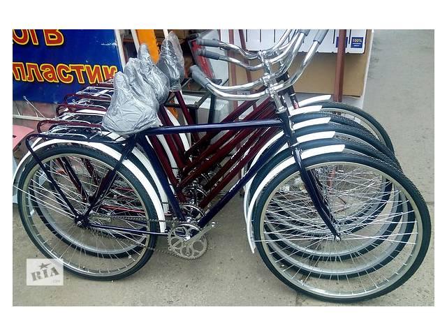 купить бу Новые велосипеды с мужской и женской рамой в Харькове