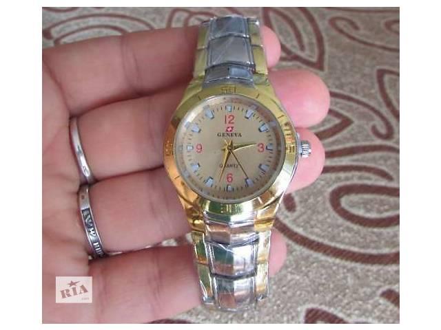 Новые женские часы GENEVA original- объявление о продаже  в Киеве