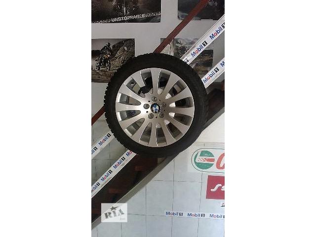 бу новые 118 стиль BMW с зимней резиной в Киеве
