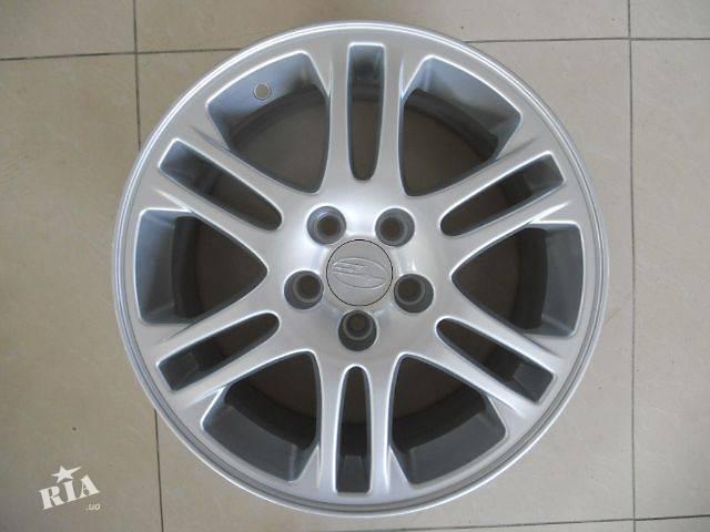 продам Новые 16'' 5x100 Оригинальные литые диски Subaru  Outback бу в Харькове
