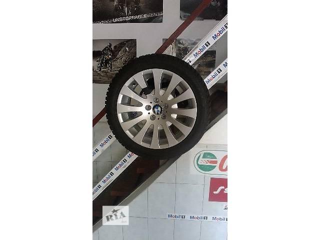 Новые диски с зимней новой резиной BMW 118 стиль- объявление о продаже  в Киеве