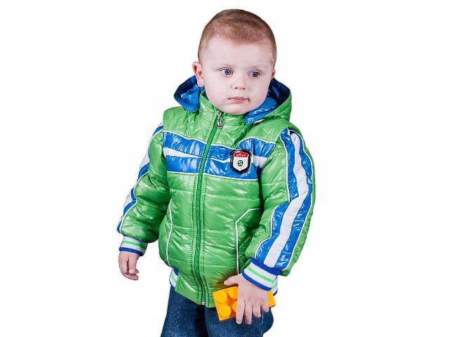 купить бу Новинка  Весенние курточки жилетки трансформер 92-110 в Харькове