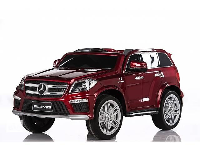 продам Новинка!Детский электромобиль Mercedes-Benz GL63 бу в Кривом Роге (Днепропетровской обл.)