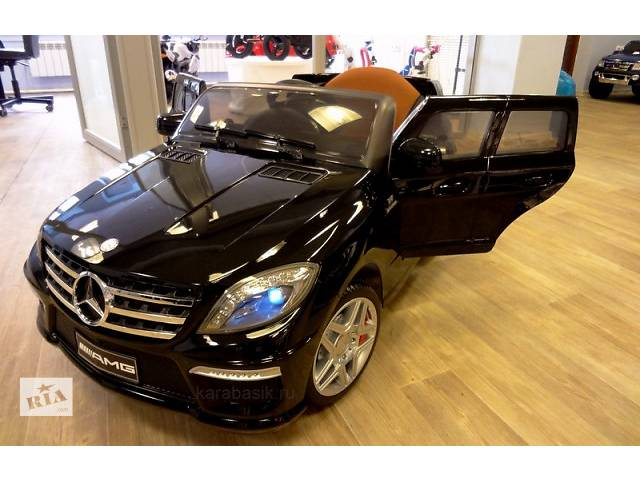 продам Новинка! Детский электромобиль Mercedes ML 63 бу в Днепре (Днепропетровске)