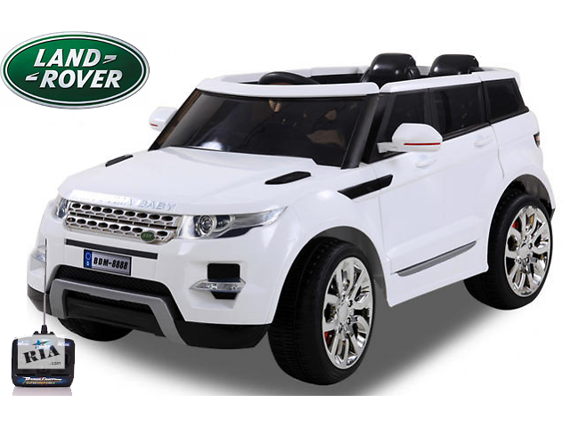 купить бу Новинка! Детский электромобиль Range Rover 8888: 9 км/ч, EVA - WHITE в Одессе