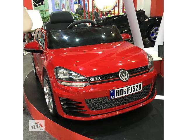купить бу >>> Новинка ! Детский электромобиль VIP Volkswagen 528 Golf GT в Днепре (Днепропетровске)